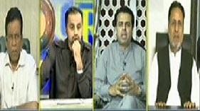 11th Hour on ARY News (Model Town Incident - Tahir ul Qadri Called APC)