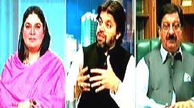 Kal Tak on Express News, Khurram Nawaz Gandapur (Kiya Eid Ke Baad Siyasi Toofan Uthega)