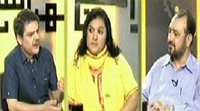 Kharra Sach on ARY News (India Ka Makroh Chehra Aur Aalmi Zameer)