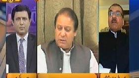 Nuqta-e-Nazar on Dunya News( APC At Model Town Incident.!!)