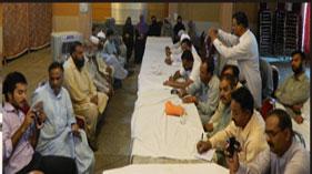 پاکستان عوامی تحریک چکوال کی ہنگامی پریس کانفرنس، فوج سے مکمل اظہار یکجہتی