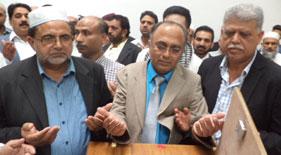 فرانس: پاکستان عوامی تحریک کے سابق صدر انتقال کر گئے