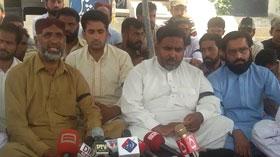 ڈسکہ: پاکستان عوامی تحریک کا سانحہ لاہور کے شہدا کی یاد میں تین روزرہ سوگ کیمپ