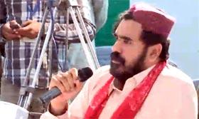 Saraikistan Awami Ittehad member address at APC on MTown Incident