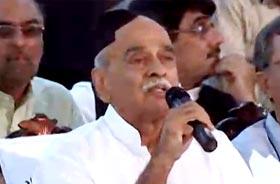 Ghulam Mustafa Khar address at APC on Model Town Incident