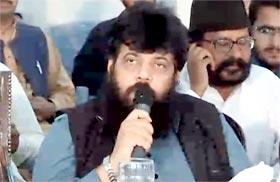 Ibtisam Ilahi Zaheer address at APC on Model Town Incident