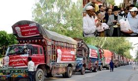 پاکستان عوامی تحریک مشکل کی گھڑی میں پاک فوج اور IDPs کے شانہ بشانہ کھڑی ہے۔ ڈاکٹر طاہرالقادری