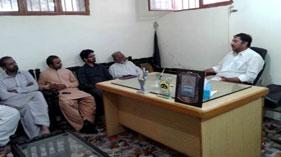 پاکستان عوامی تحریک اور منہاج القرآن کوئٹہ کے عہدیداران کی مجلس وحدت المسلمین کے عہدیداران سے ملاقات