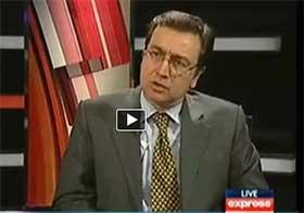 ڈاکٹر معید پیرزادہ (حکومت ڈاکٹر طاہرالقادری سے خوفزدہ کیوں)