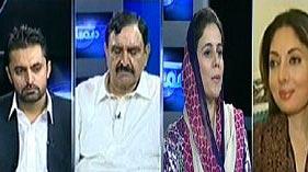 Capital TV: Qazi Shafiq in Mumkin with Asma Chaudhry