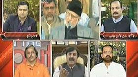 دنیا نیوز: عمر ریاض عباسی آن دا فرنٹ میں کامران شاہد کے ساتھ (نام نہاد جمہوری حکومت خطرے میں)