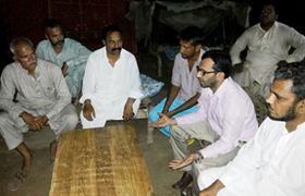 ملتان: پاکستان تحریک انصاف یوسی 30 کے رہنماء پاکستان عوامی تحریک میں شامل