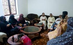 پاکستان عوامی تحریک جہلم خواتین ونگ کی مجلس وحدت المسلمین کے ساتھ میٹنگ