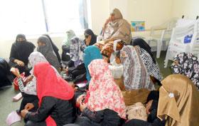 پاکستان عوامی تحریک ویمن ونگ گوجرہ نے انقلاب کی حتمی تیاریاں مکمل کر لیں