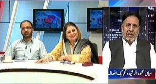 Umar Riaz Abbasi in To The Point (Kiya Nawaz Sharif Istifa Deinge???) – 5th August 2014