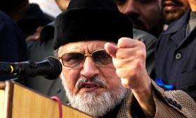 Only few hours left of Nawaz govt: Dr Tahir ul Qadri