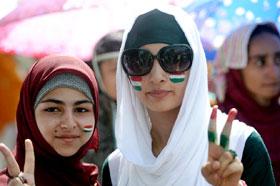 ڈان نیوز اردو: پاکستانی عوامی تحریک کی انقلابی خواتین