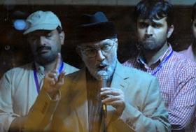 قومی حکومت کی تشکیل تک اسلام آباد سے نہیں جائیں گے، ڈاکٹر طاہرالقادری