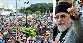 Revolutionaries, stay steadfast. Success is your destiny: Dr Tahir-ul-Qadri addresses Juma-e-Inqilab