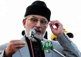 Not going anywhere till PM, CM's hanging: Qadri