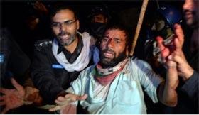 اسلام آباد میں پنجاب پولیس کی ریاستی دہشت گردی، 13 افراد شہید، 800 زخمی