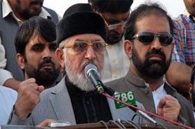 We want to make Pakistan greatest: Tahirul Qadri