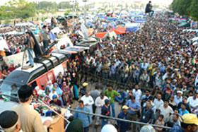 آئین میں 21 ویں ترمیم کر کے عوام کا قتل عام جائز قرار دے دو، دھرنا ختم کر دیں گے: ڈاکٹر طاہرالقادری