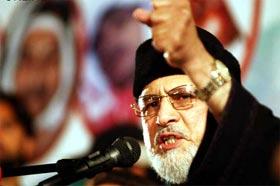Qadri kicks off 'Go Nawaz Go' campaign