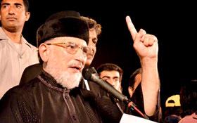 پاکستان عوامی تحریک کا دھرنا انقلاب کی بڑی تحریک بن کر پورے پاکستان میں ابھرے گا۔ ڈاکٹر طاہرالقادری