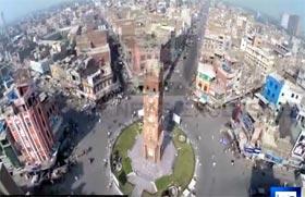 فیصل آباد: جلسہ عام کی تیاریاں مکمل کر لی گئیں