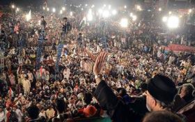عوام ووٹ، سپورٹ اور نوٹ دیں تو قائد کا پاکستان واپس لوٹا دوں گا، ڈاکٹر طاہرالقادری