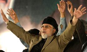 پاکستان میں اب قائد اعظم ازم چلے گا۔ ڈاکٹر طاہرالقادری