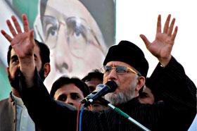 Abbotabad has given its verdict in revolution's favor: Tahir-ul-Qadri