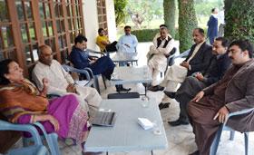 ڈاکٹر طاہرالقادری نے پوری قوم کو آئین کا شعور دے کر جگا دیا ہے۔ ناہید خان