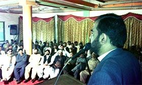 PAT President Dr Raheeq Ahmad Abbasi visits Faisalabad division