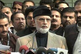 JIT is murder of justice: Tahir ul Qadri