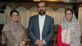 فیصل آباد: پاکستان عوامی تحریک ویمن ونگ کا تنظیمی اجلاس