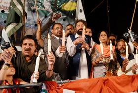 اسلام آباد: ڈی چوک میں سانحہ زلزلہ کے شہداء کے ایصال ثواب کے لیے دعائیہ تقریب کا انعقاد
