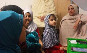 UK: Muharram Special Gathering Religious gathering held about Muharram