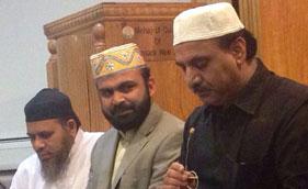 امریکہ: منہاج اسلامک سنٹر نیو جرسی میں حجاج کے اعزاز میں عشائیہ