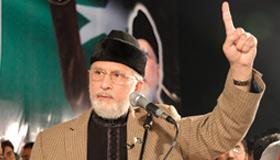 Pakistan must first own War on Terror, says Qadri