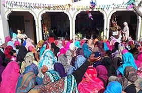 دولتالہ (گوجرخان): منہاج القرآن ویمن لیگ کے زیراہتمام سالانہ محفل میلاد مصطفی صلی اللہ علیہ وآلہ وسلم