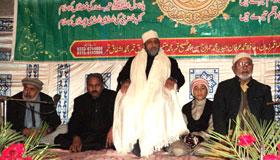 جھنگ: تحریک منہاج القرآن کے زیراہتمام میلاد النبی (ص) کانفرنس