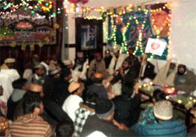 پنڈدادنخان: تحریک منہاج القرآن کے زیراہتمام میلاد النبی (ص) کانفرنس