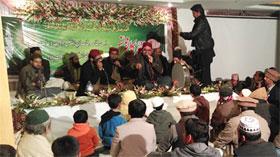 اسلام آباد: تحریک منہاج القرآن کے زیراہتمام میلاد النبی (ص) کانفرنس