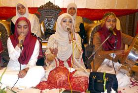 گوجرانوالہ: منہاج القرآن ویمن لیگ کے زیراہتمام محفل میلاد مصطفی صلی اللہ علیہ وآلہ وسلم