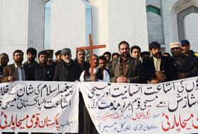 مسیحی رہنماؤں کی منہاج القرآن انٹرنیشنل کے مرکزی سیکرٹریٹ آمد، توہین آمیز خاکوں کی مذمت