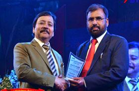 لاہور: ڈائریکٹر انٹرفیتھ ریلیشنز منہاج القرآن انٹرنیشنل کیلئے''نیشنل انٹرفیتھ ہارمنی'' ایوارڈ