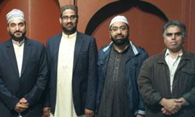 آئرلینڈ: ڈاکٹر علامہ پروفیسر غلام محمد قمر الازہری کا دورہ