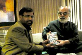 لاہور: سابق نگران وزیر اعلی بلوچستان سے ڈائریکٹر انٹرفیتھ کی ملاقات